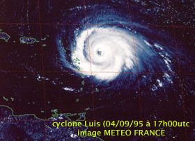 cyclone Luis